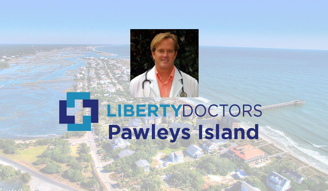 Liberty Doctors Expands to Pawleys Island!